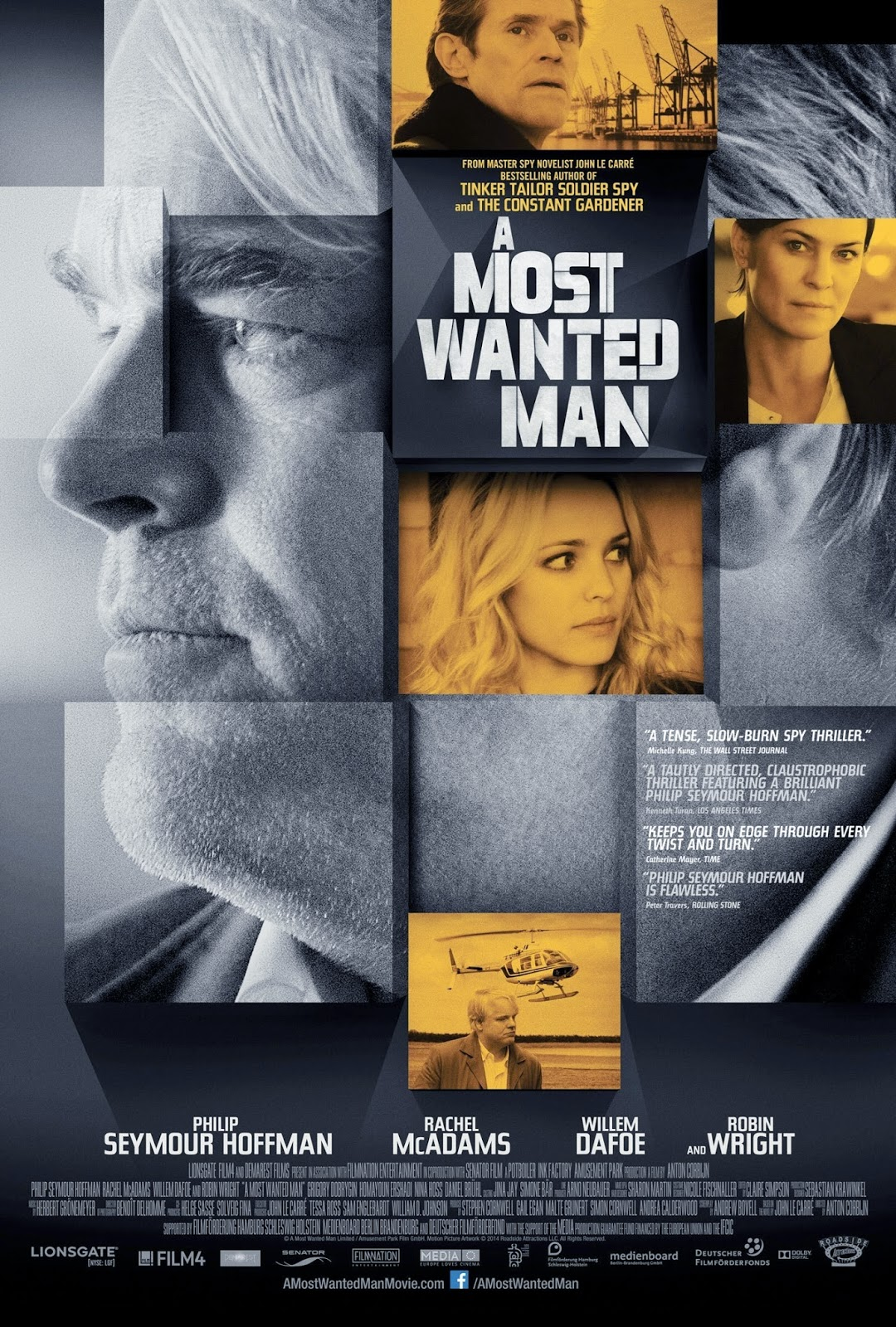A Most Wanted Man 2014 - Full (HD)
