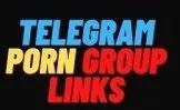 Telegram porn group links