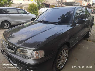 Nissan built up AT surat nissan sunny 1997   Wa: 081218164222