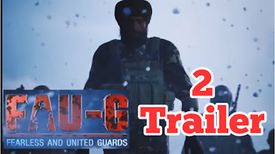 Fauji Game Trailer Official Video   Pushpendra Gaming   Fauji Game Release Date 26 January 2021