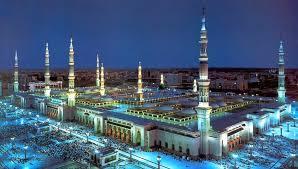 Al-Masjid an-Nabawi   مسجد النبوی