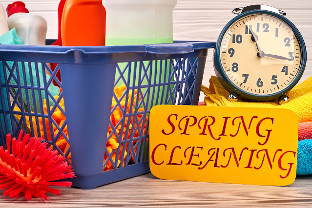 Spring Cleaning Chores