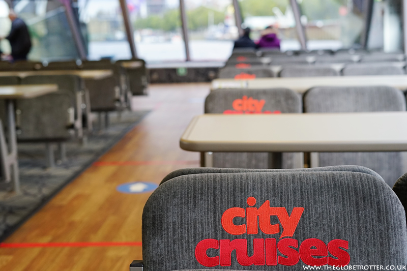 City Cruises - Sightseeing Cruise on the River Thames