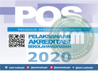 POS Akreditasi Sekolah/Madrasah Tahun 2020