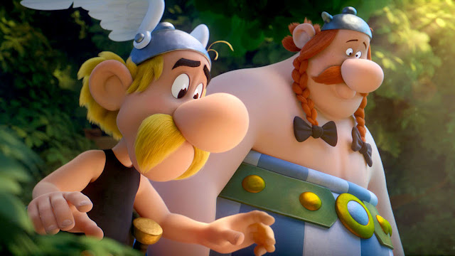 Asterix: The Secret of the Magic Potion: Film Review