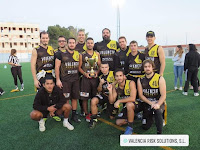 FLAG FOOTBALL - Valencia Firebats recupera el trono de la LVFF con Alicante Sharks finalistas por primera vez