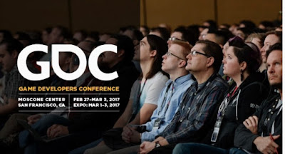 Game Developers conference 2017 ad