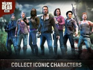 The Walking Dead No Man's Land MOD v2.2.0.130 Apk Terbaru
