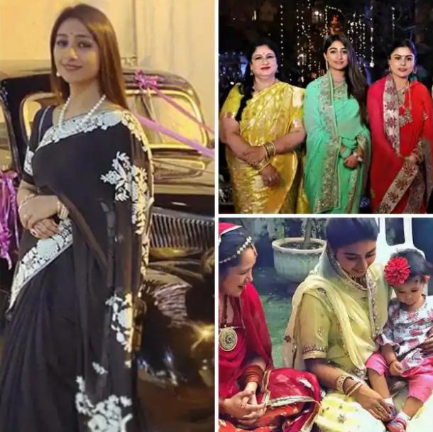 शादी के बाद काफी बदल गई हैं Mohena Kumari Singh
