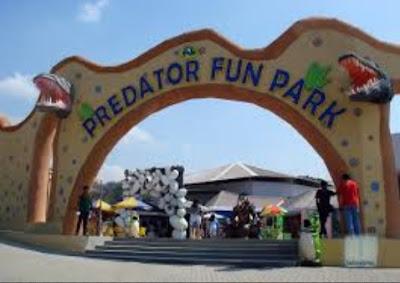 Info Harga Tiket Masuk Predator Fun Park Juli - Agustus 2016