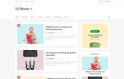(Free)(Premium) SeoBoost Blogger Template Themes