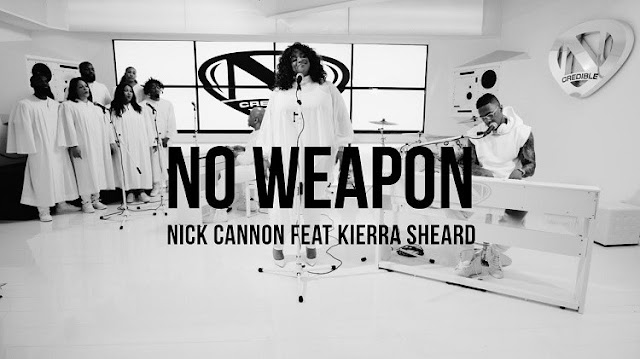 Nick Cannon ft Kierra Sheard - No Weapon
