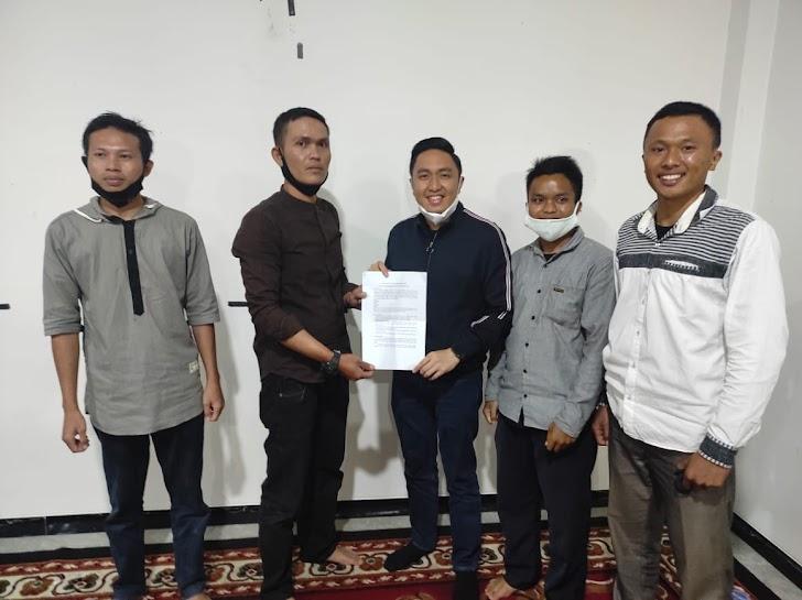Kader Millineal Siap Menangkan Pasangan Fikar - Yos Pada Pilwako Sungai Penuh