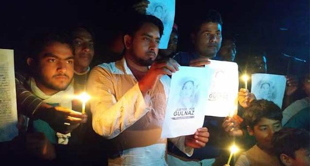 Lamaran Ditolak, Pria Hindu Bakar Hidup-hidup Seorang Gadis Muslimah