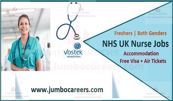 Hospital jobs in UK,