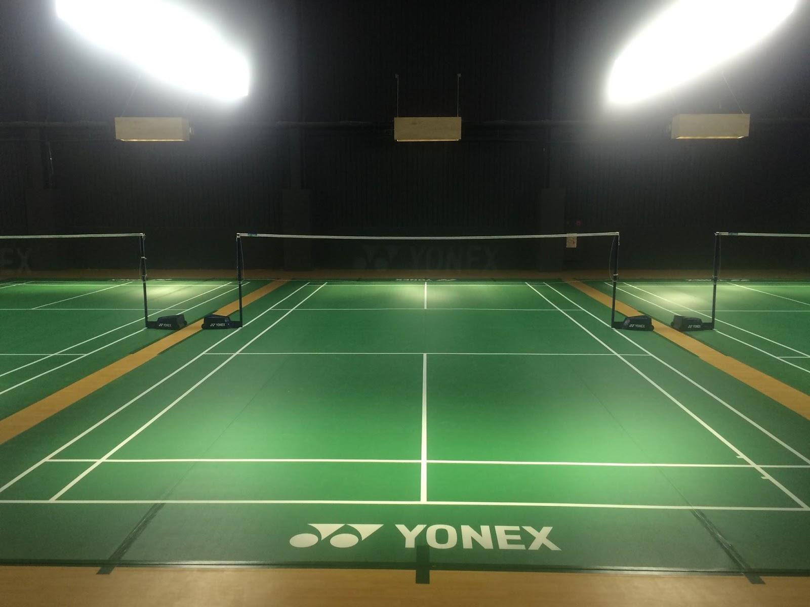 羽球|羽球場地板報您知 - 傳羽運動網