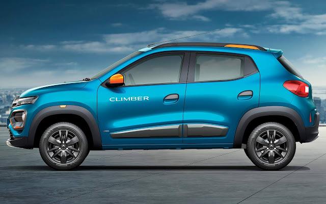 Novo Renault Kwid 2020 automático