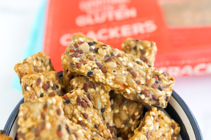 Trader Joe's Everything but the Gluten Crackers review