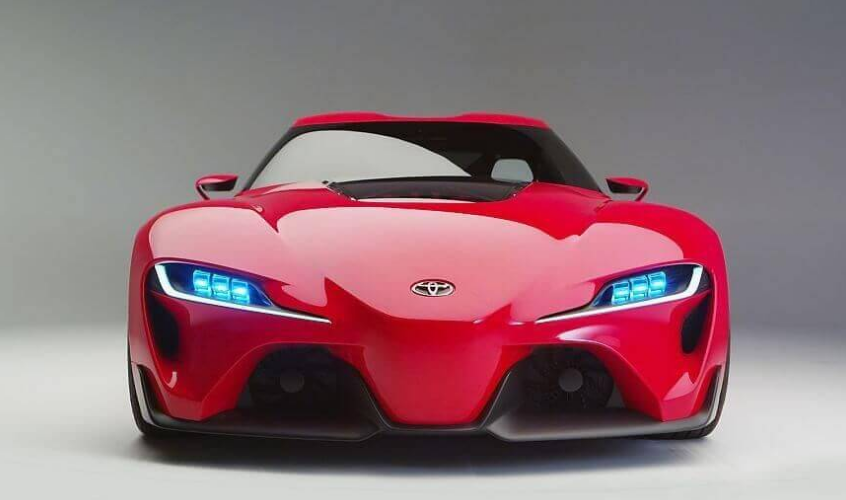 2018 Toyota Supra Price - Ford References