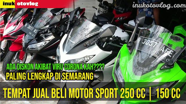 Sorum Motor Bekas Semarang By Inukotovlog