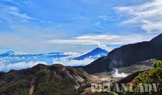 Info Lengkap Pendakian Gunung Papandayan via Cisurupan