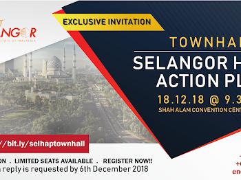 Program Townhall oleh SELHAP