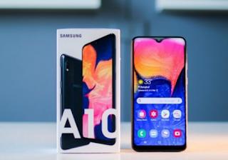 Mengulas Samsung Galaxy A10