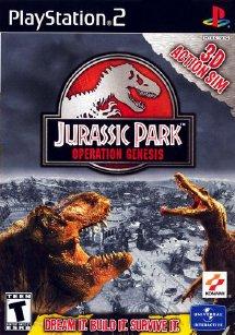 Jurassic Park Operation Genesis PT-BR PS2 Torrent