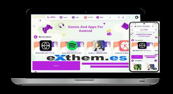 5Play WordPress Premium Theme - Best App Store WP Theme