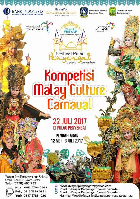 Festival Syawal Serantau 01 Kompetisi Malay Culture Carnaval