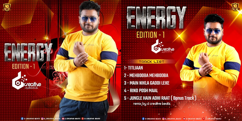 ENERGY EDITION VOL.1 – D CREATIVE BEATZ