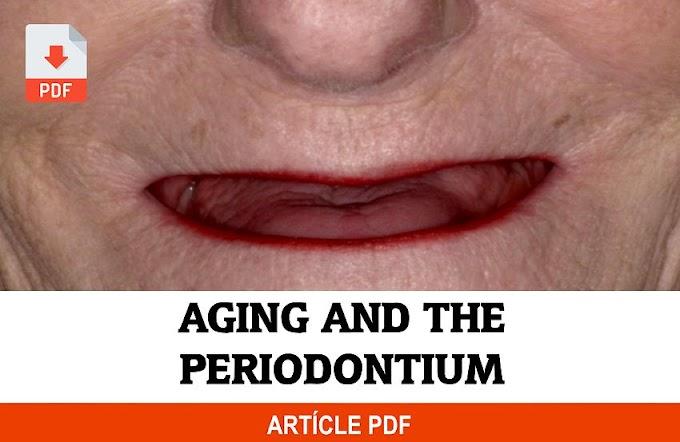 PDF: Aging and the Periodontium