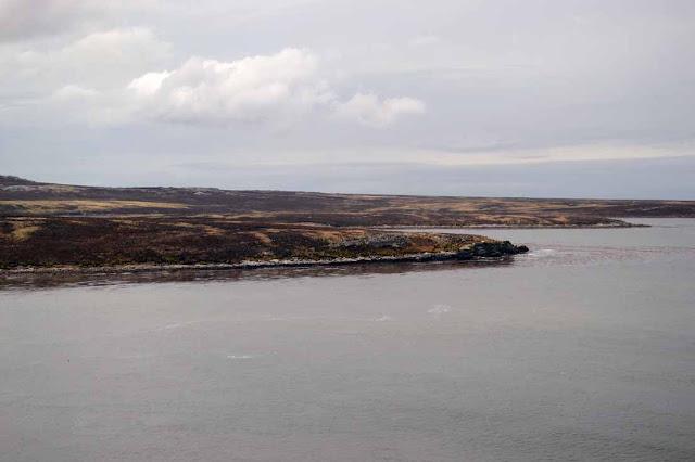 Порт Стэнли. Фолклендские острова.