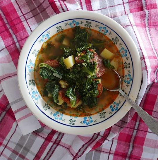 Zupa caldo verde