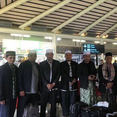 Abi MUDI Ikuti Konferensi Internasional di NTB