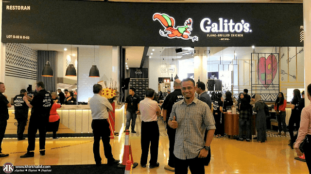 Galito's Flame-Grilled Chicken, eCurve,