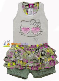 Moda infantil para boutiques