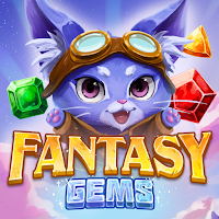 Fantasy Gems : Match 3 Puzzle Mod Apk