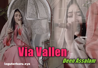 Download Lagu Via Vallen Deen Assalam Mp3 Single Religi
