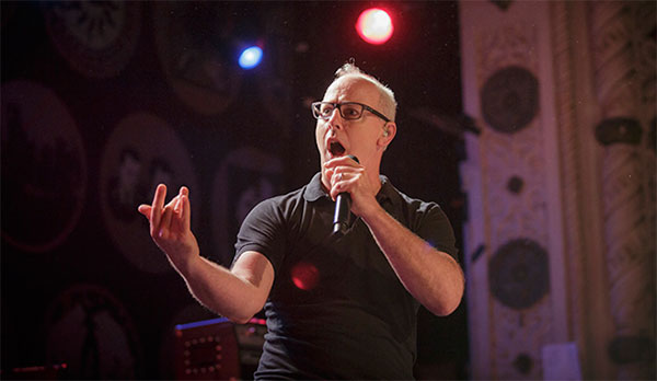 Bad Religion announce US tour with Against Me! and Dave Hause