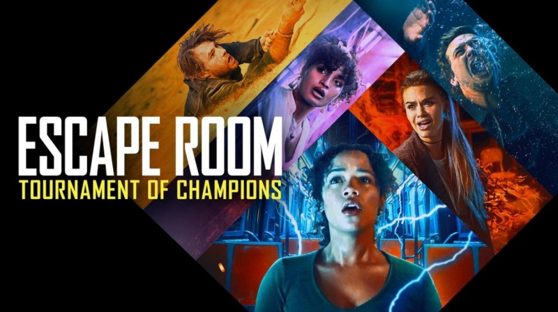 Escape Room: Tournament of Champions, Action, Adventure, Horror, Mystery, Thriller, Movie Review by Rawlins, Rawlins GLAM, Rawlins Lifestyle