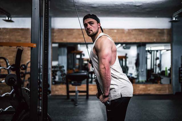 تضخيم العضلات للمبتدئين ونصائح