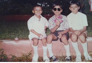 Biswajit,Sandeep,Jaydeep are three brothers.