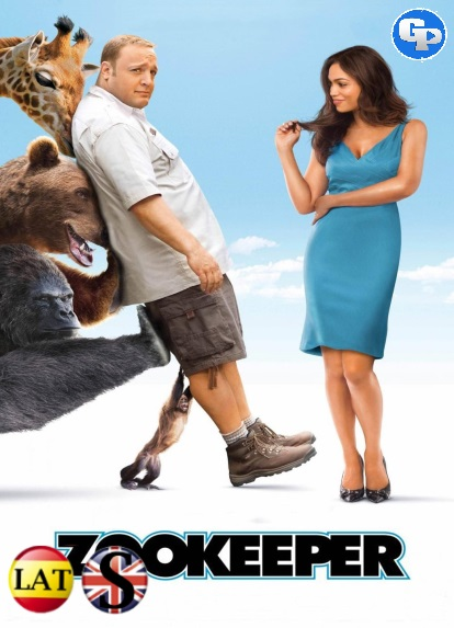 El Guardián del Zoológico (2011) HD 720P LATINO/INGLES