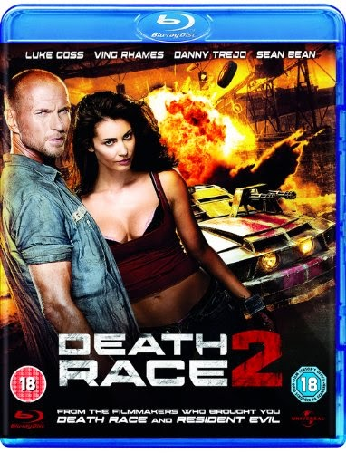 Death Race 2 2010 Unrated Dual Audio BRRip 480p 300Mb x264 ESub