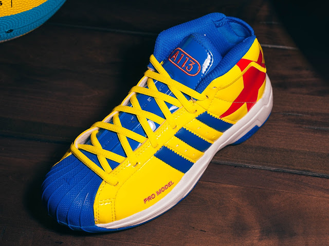 Adidas Toy Story Luxo Ball Shoes Pro Model 2G