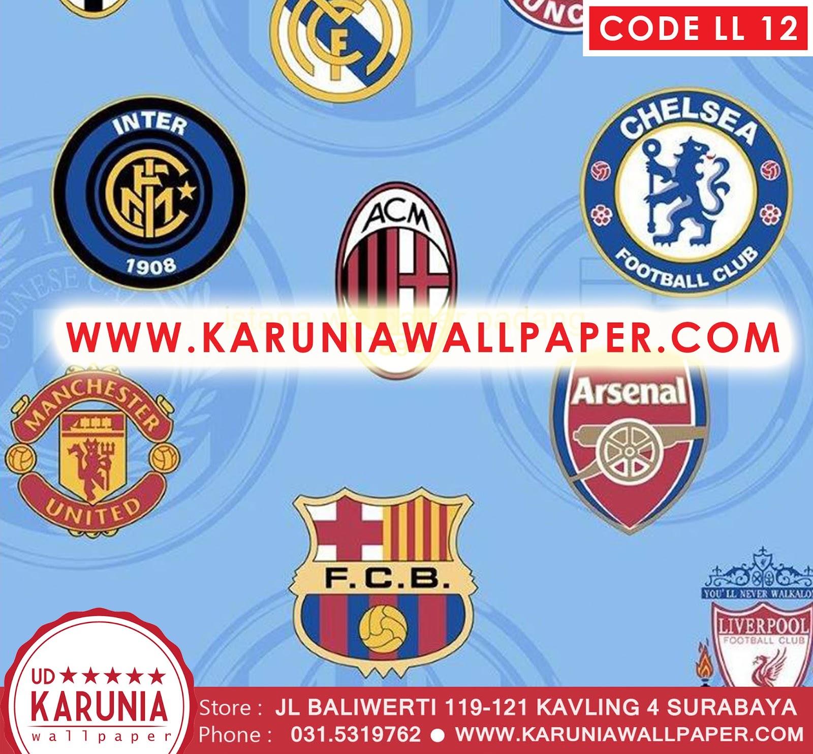 wallpaper futsal sepakbola logo