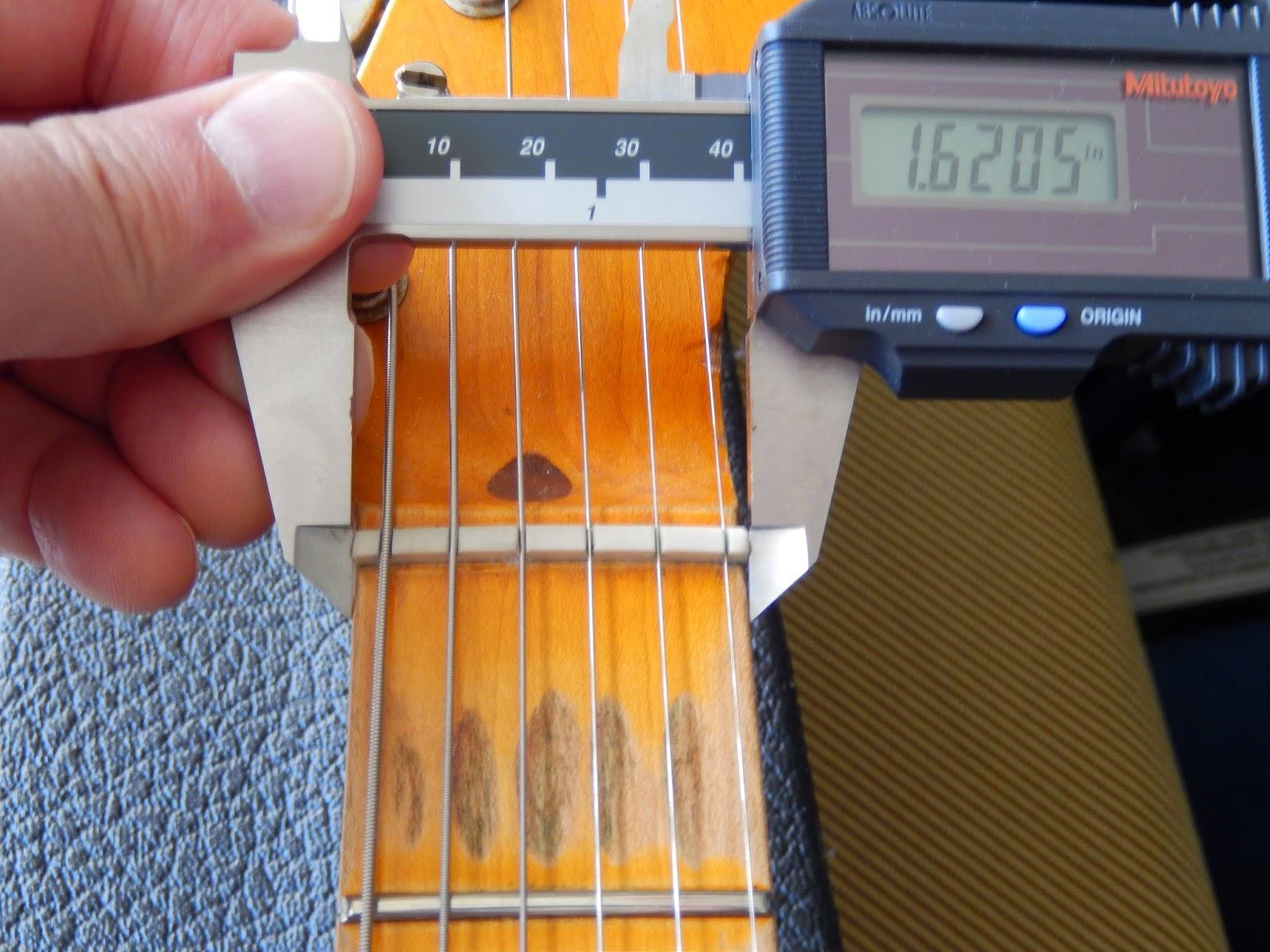 guitar snob guitar nuts measurement confusion. Black Bedroom Furniture Sets. Home Design Ideas