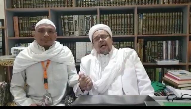 Habib Rizieq Minta Pilpres yang Jujur, Setop Kecurangan