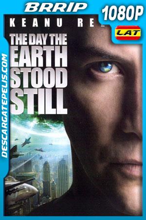 El día que la tierra se detuvo (2008) 1080p BRrip Latino – Ingles